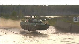L'Expo delle tecnologie militari