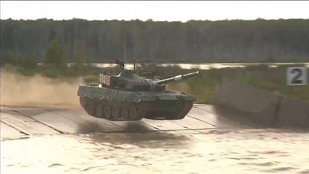 No Comment: Nemzetközi Katonai Játékok Oroszországban