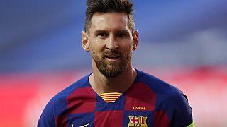 Messi anuncia intenção de abandonar o Barcelona