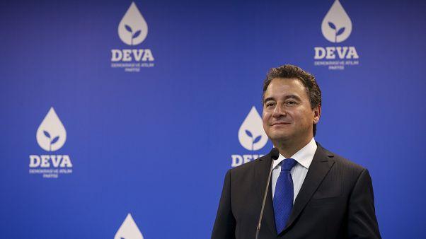 DEVA Partisi Genel Başkanı Ali Babacan