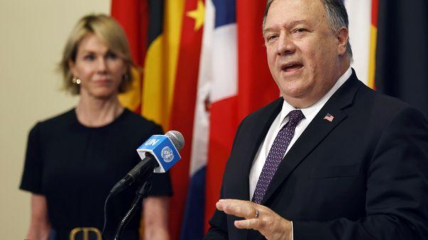 Санкции ООН без одобрения ООН