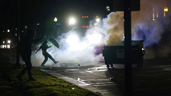 El gobernador de Wisconsin declara el estado de emergencia por los disturbios raciales en Kenosha