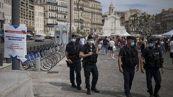 Μασσαλία: Νέα περιοριστικά μέτρα λόγω εκτίναξης κρουσμάτων του Covid-19