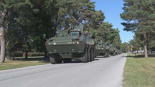 Schweden verstärkt Militärpräsenz