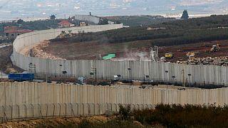 Lübnan sınırı