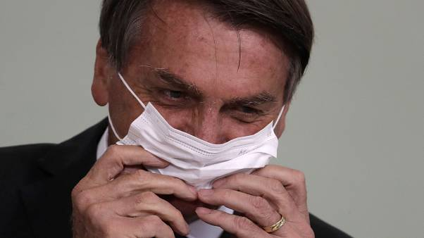 Jair Bolsonaro brazil elnök