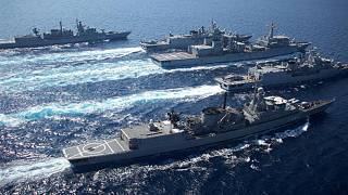 Yunan donanması