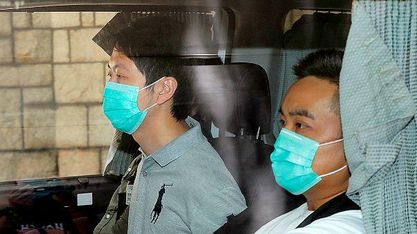 Hong Kong'da iki muhalif milletvekili gözaltına alındı