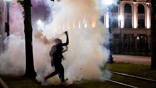 تظاهرات علیه نژادپرستی در کنوشا