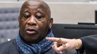 Ivory Coast ex-leader Gbagbo says 'disaster' awaits presidential poll