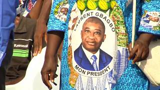 Gbagbo Supporters File Presidential Candidacy in His Name