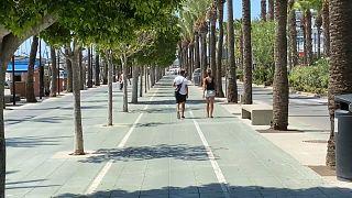 A Ibiza, le tourisme en berne, les infections en hausse