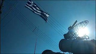 NATO-tagállamok hadihajói fenyegetik egymást a Földközi-tengeren