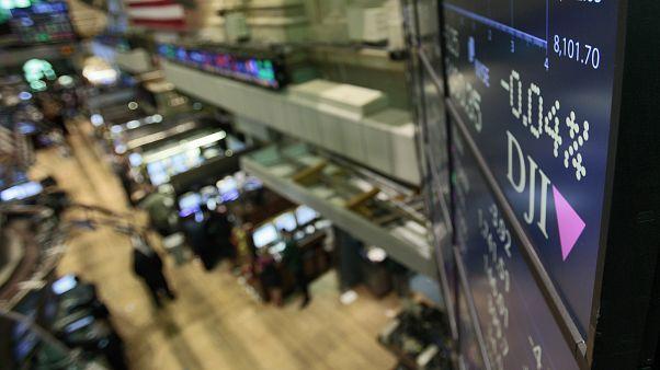 New York Borsası siber saldırıya uğramıştı (arşiv)