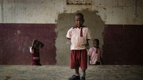 کودک اوگاندایی