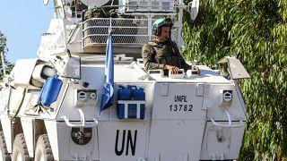 من قوات اليونيفيل جنوب لبنان