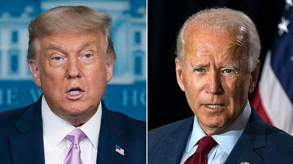 Trump, Biden'ın 'ilginç performansı' nedeniyle münazara öncesi doping testi istedi | Euronews