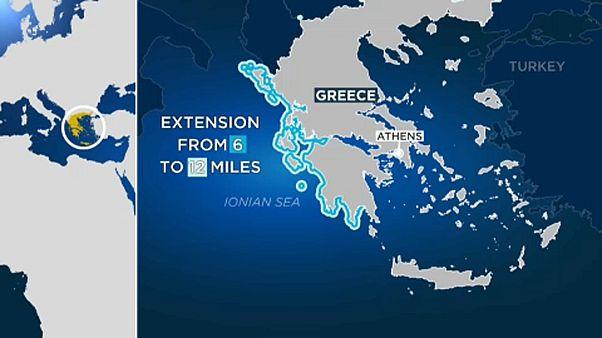 Греческое расширение и турецкие угрозы