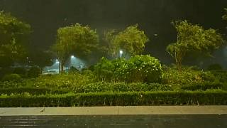 """Hurrikan """"Laura"""" trifft auf südliche US-Küste"""