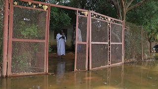 Hochwasser im Sudan