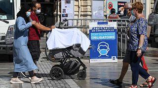 مونبلييه ، جنوب فرنسا، 25 أغسطس 2020