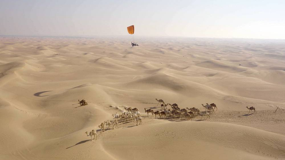 Adrenaline fuelled adventure sports on the rise in Dubai