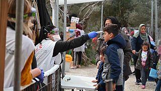 Migranti e minaccia Covid-19: le ong nei campi profughi in Grecia