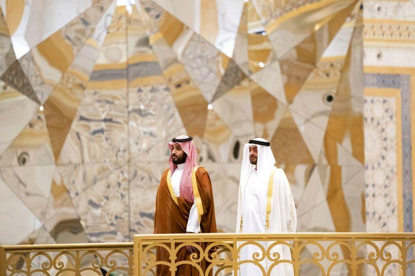 AP/Mohamed Al Hammadi