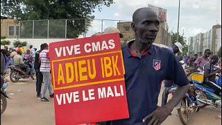 L'avenir du Mali en questions après le putsch contre IBK