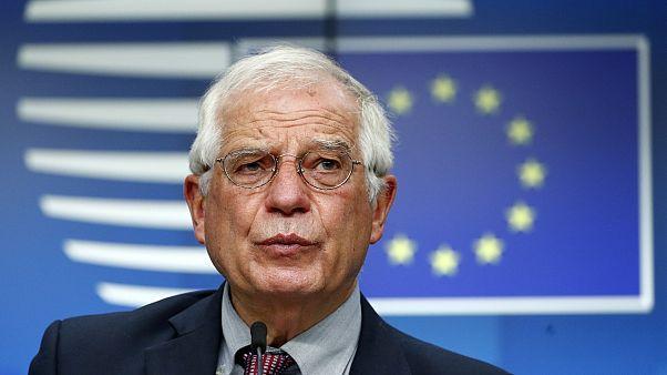Avrupa Birliği Dışilişkiler Yüksel Temsilcisi Josep Borrell