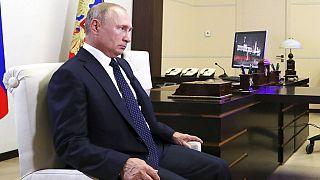 Putin: Einsatzkräfte für Minsk bereit
