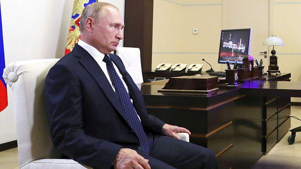 Putyin: Oroszország felkészült a belarusz helyzetre