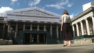 В Лондоне снова открылся Британский музей