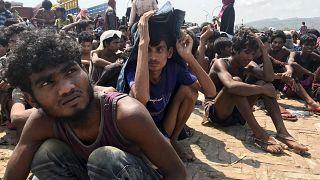 Arakanlı sığınmacılar