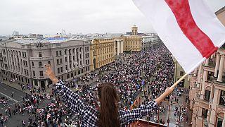 La UE quiere aumentar la presión sobre Bielorrusia imponiendo sanciones