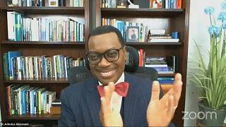 Adesina Unanimously Reelected AfDB President