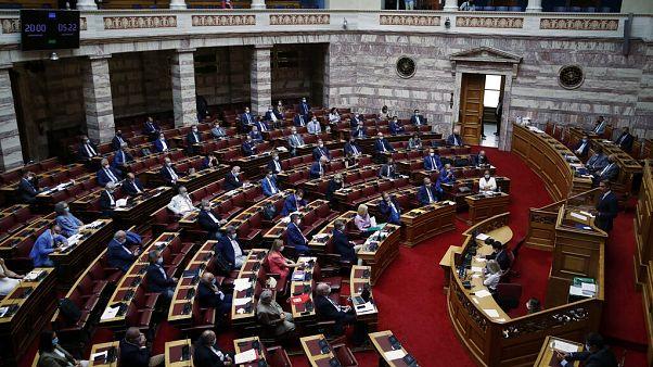 Ελλάδα-Βουλή