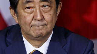 El primer ministro japonés, Shinzo Abe, en una foto de archivo