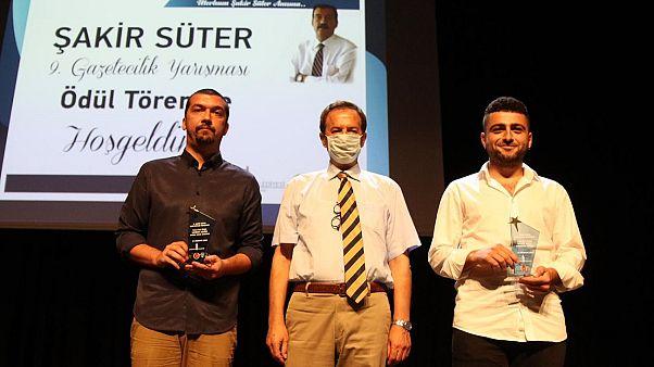 9. Şakir Süter Gazetecilik Yarışması ödülleri sahiplerini buldu