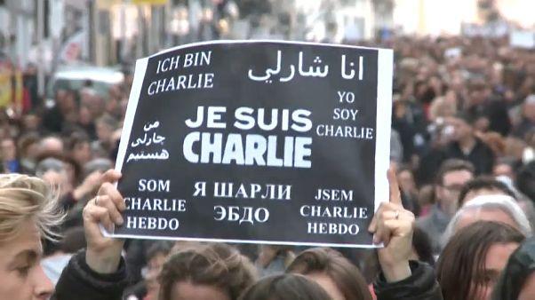 Julgamento dos suspeitos do Massacre de Charlie Hebdo começa esta quarta-feira