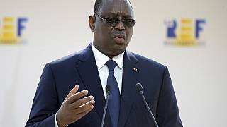 Covid-19: Senegal president urges relief of African debt