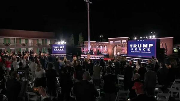 Republican Convention, Wisconsin, 2020.