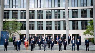 وزرای امور خارجه اتحادیه اروپا در نشست برلین