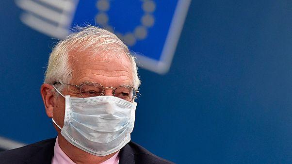 Avrupa Birliği Dış ilişkiler Temsilcisi Josep Borrell