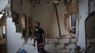 متضرر من انفجار بيروت