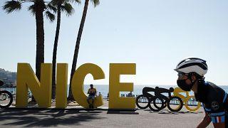 Start der Tour de France in Nizza
