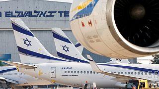 İsrail - BAE uçuşu