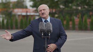 Agresszióval vádolja a NATO-t Lukasenka
