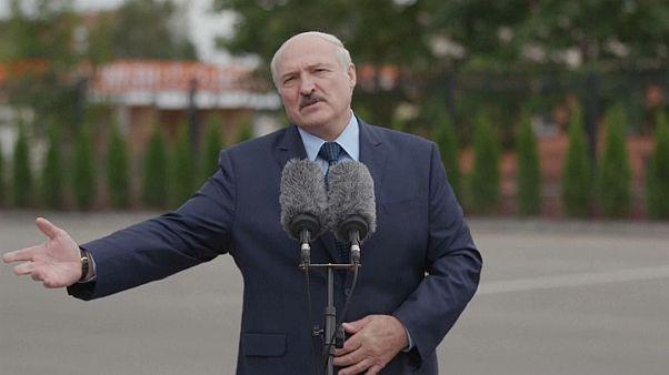 Ο Λουκασένκο κατηγορεί το ΝΑΤΟ και τη Δύση