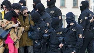 Für heute sind neue Proteste in Minsk angekündigt